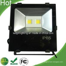 3 anos de garantia Bridgelux Chip Driver Meanwell Iluminacao exterior luz de inundação de luz 150W
