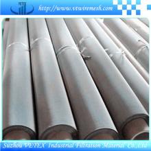 Malla de filtro de acero inoxidable utilizada para la aviación