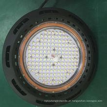 Luz alta industrial da baía do UFO da lâmpada do projetor do diodo emissor de luz de 100/150 / 200W