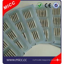 sensor element class A/B pt100 RTD platinum element/PT100 temperature sensor element Ceramic PT100/ WZP-PT100