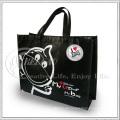 Faltbare nicht gewebte Tasche, Einkaufstasche, Recycling-Tasche (KG-NB011)
