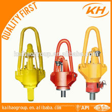 API standard water swivel for drilling rig/water well drilling swivel