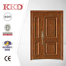 Luxury One and Half Steel Door KKD-901B