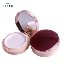 Wholesale  Cosmetic Makeup Compact Powder Case With Mirror