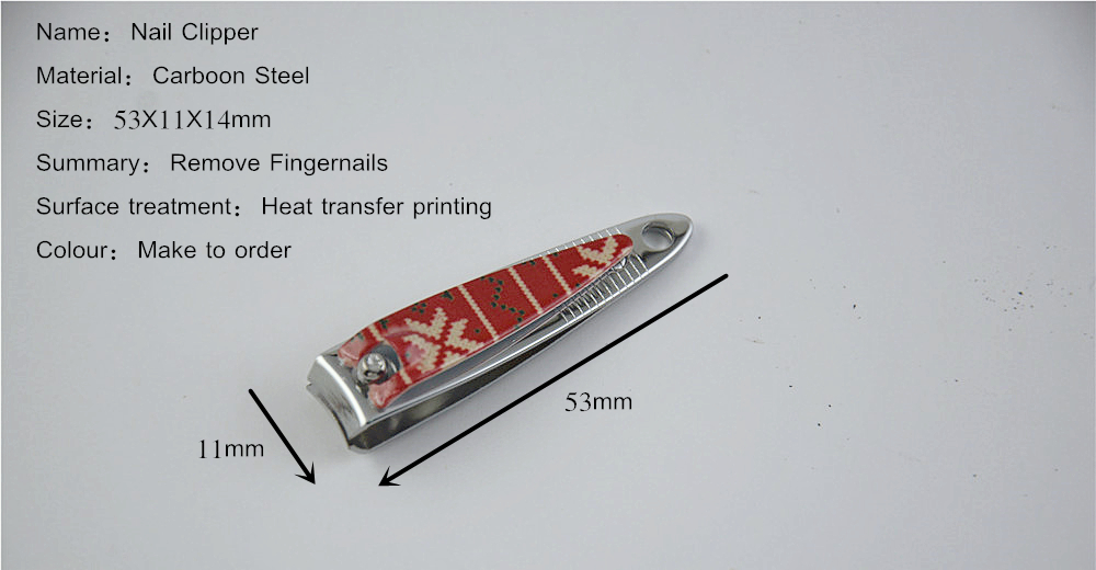Nail Clipper File
