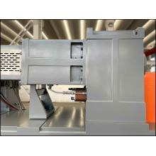 Extrusora de doble husillo granuladora de elastómero TPE EVA