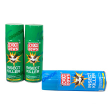 Knock Down  Aerosol Mosquito Spray Oil Based For Gnats / Ants