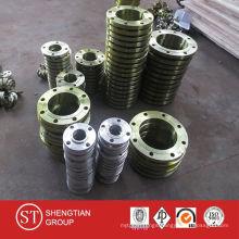 Asme B16.9 Wnrf Carbon Steel Flange
