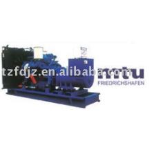 The generator sets made of MTU