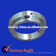 Piezas de maquinaria agrícola CNC de alta precisión
