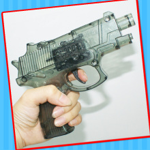 Plastic Flint Funken Pistole Pistole Spielzeug mit Süßigkeiten