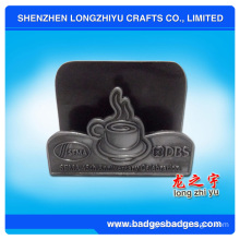 Promotional Business Holder Business Card Holder Metal L Shaped Hot Sell Name Card Holder