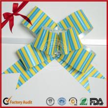Schmetterlings-Zug-Bogen-Geschenk-Dekoration