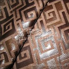Tissu composé de suède bronzant pour tissu de canapé