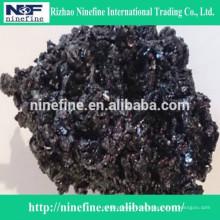 precio bajo en carbono del carburo de silicio de surfur black low