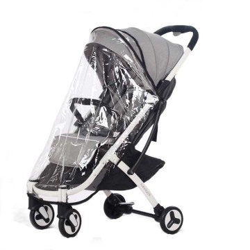 Waterproof Clear Plastic PVC Baby Stroller Rain Cover
