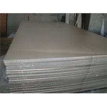 Folha de titânio ASTM B265 Gr1