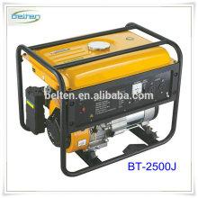 Vente chaude 8500w Générateur d'essence silencieux Générateur portable à un seul cylindre