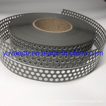 Grey Color Sticky PVC Corner Tape Used for Construction Material