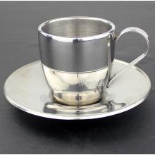 Taza de leche de café de acero inoxidable Sugger Cup