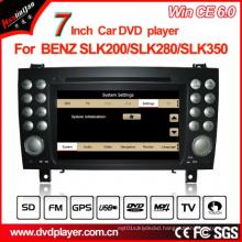 Hualingan Special Car DVD Player GPS for Mercedes-Benz Slk 171 Navigation