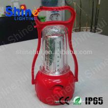 green source pure white led lantern camping ceramic solar lantern