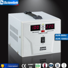 Factory Price and high quality 500VA 300W Regulator Stabilizer AVR made in China