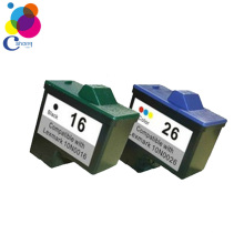 Printer cartridge manufacture ink cartridge 16 10N0016 color ink cartridge 26 10N0026 (26) China