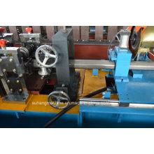 Galvanisierte Stahl 60mm achteckige Rohr-kalte Rolle, die Maschine bildet