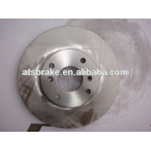 Casting brake rotor spare parts for car