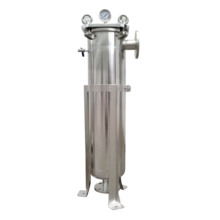 Coût de filtre à manches d'eau d'acier inoxydable de Chke / coût de filtre à manches