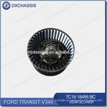 Ventilador trasero Transit V348 genuino 7C19 18456 BC