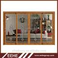 Usine Foshan en aluminium porte lourde / fenêtre en aluminium
