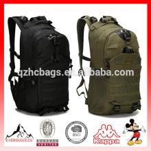 Sac à dos d'école de sac à dos d'école de sac de voyage de nylon de 600D sac à dos d'ordinateur portable
