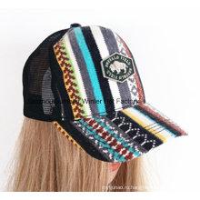 Популярный в Европе шляпа в бейсбольную кепку и вязаную шапочку для спорта