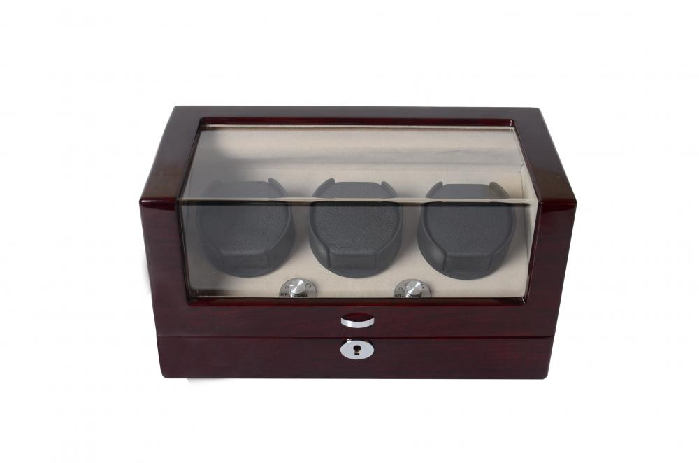 Ww 8098 Watch Winder Wooden Case
