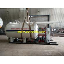 10000l 2 Pumps LPG Bottle Filling Stations