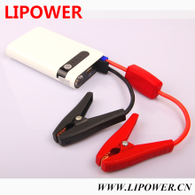 8000mah portable 12v car battery charger emergency road tool multi function jump starter