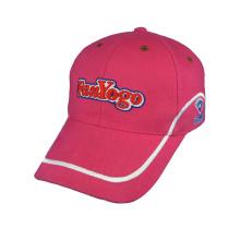Chapéus de basebol dos homens da fábrica chapéus ocasionais da forma dos chapéus do golfe