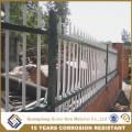 Ninguna soldadura Gavanlized Steel Factory Fencing