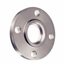Carbon Steel Socket Welding Flange With ISO Certificate