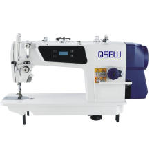 QS-9100D Smart direct drive cheap high speed needle position lockstitch Industrial Sewing Machine