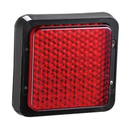 LED Truck Stop Tail Lamps