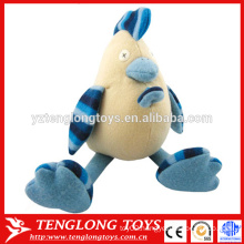 Funny stuffed animals sitting hen plush toy chicken