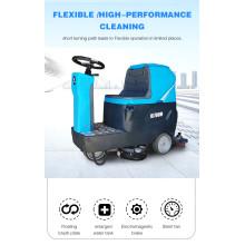 Pequeña máquina de limpieza de pisos de baldosas eléctrica