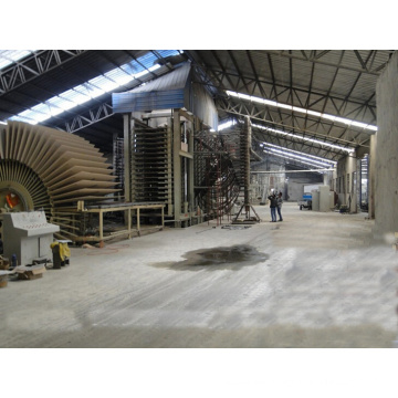 Automatische MDF-Produktionsmaschinen