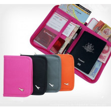 Multifunktionale tragbare faltbare Reisepass Taschen (RE4510)