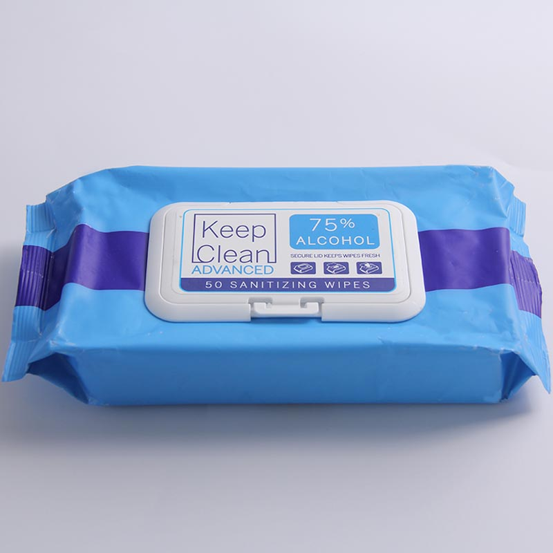 Alcohol Based Hand Wipes