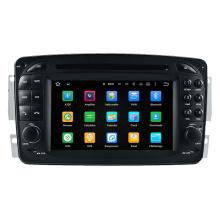 Sz Hla Indash Carro DVD para Benz Vaneo / Viano / Vito Carro DVD 2 DIN Sistema de Navegação Multimídia