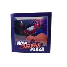 Benutzerdefiniertes Drucken von 3D-Popup-Kartonbüchern